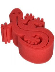 Ruby Red Paint, Inc. Face Paint Sponge Brush Holder - Gecko Red