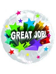 Great Job 17 Inch Mylar Balloon (5 Pack)