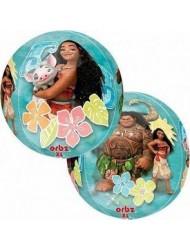 "15"" Disney Moana Orbz Balloon"