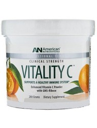 American Nutriceuticals, LLC - Vitality C 200 g