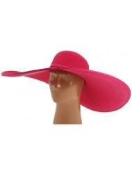 San Diego Hat Company Women's XL Brim Hat O/S Pink
