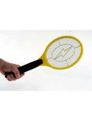 Electronic Bug Zapper Works with 2x Aa Batteries Instantly Zaps Bugz (colors may vary)