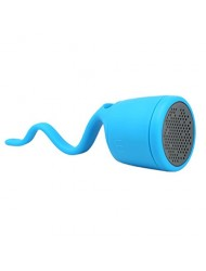 Polk Audio BOOM Swimmer Bluetooth Speaker - Retail Packaging - Blue