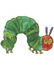 "43"" The Very Hungry Caterpillar Shape Foil Balloon"