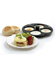 Norpro Non Stick 4-Egg Poacher