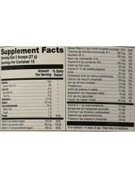 VegLife Toddler Supreme Rice Protein Powder, Vanilla, 397 Gram