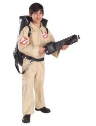 Classic Ghostbusters Costume - Child's Medium