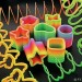 Fun Express Rainbow Mini Magic Spring Assortment Novelty (50 Piece)