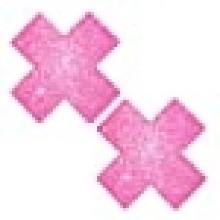 Nipztix Pasty X Factor Flip Sequin Pasties Nipple Covers