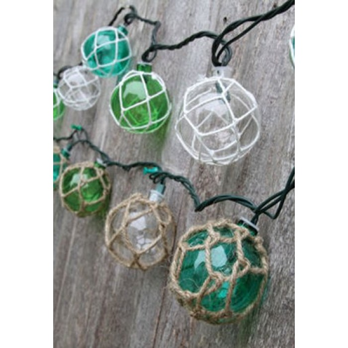 Plastic Indoor String Lights : GeeksHive: Nautical Retro Glass Plastic String Lights-Assorted Styles - Indoor String Lights ...