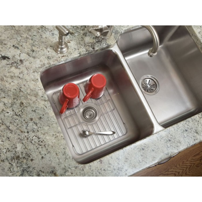 Rubbermaid Kitchen Sink Accessories: GeeksHive: Rubbermaid Twin Sink Rack