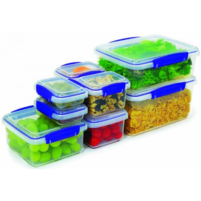 Small Sistema Storage Containers Kitchen