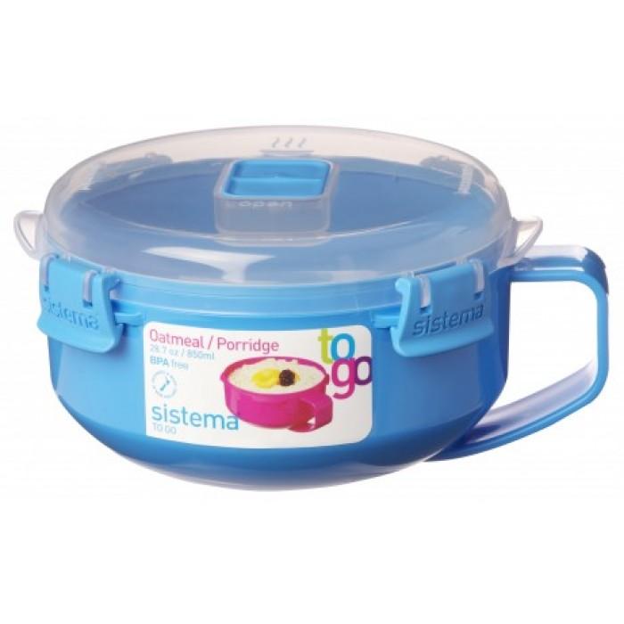 GeeksHive: Sistema Oatmeal Porridge To Go Microwave