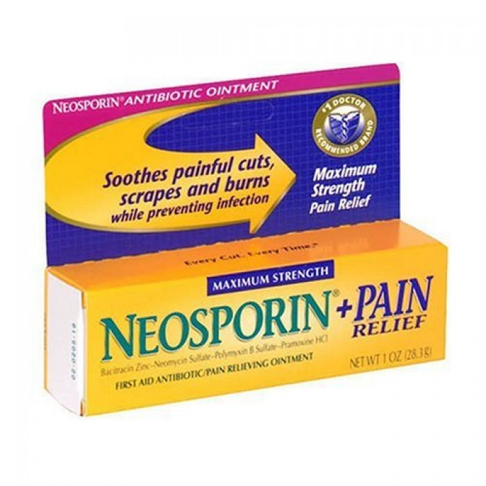 Neosporin Uses, Side Effects & Warnings - Drugs.com