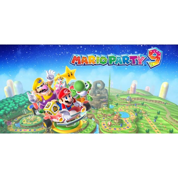 Go Vacation Wii U: GeeksHive: Mario Party 9
