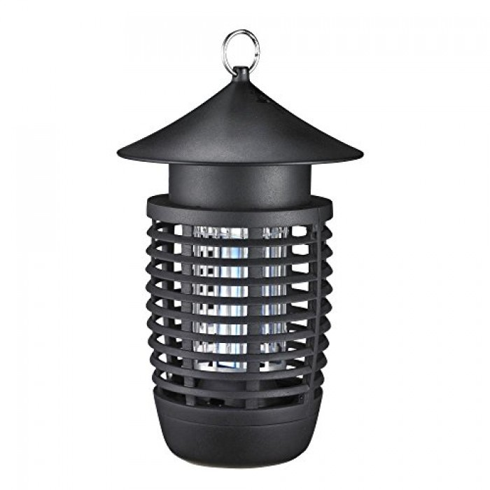 indoor outdoor bug zapper electric plug in pest control insect