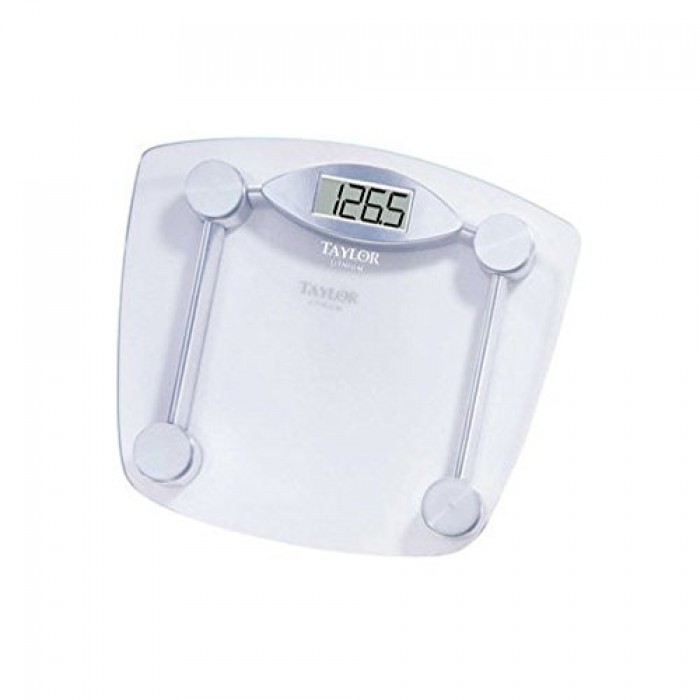 Geekshive Taylor Precision 7506 Digital Scale 400 Lb Capacity Tempered Glass 58 To 500 F