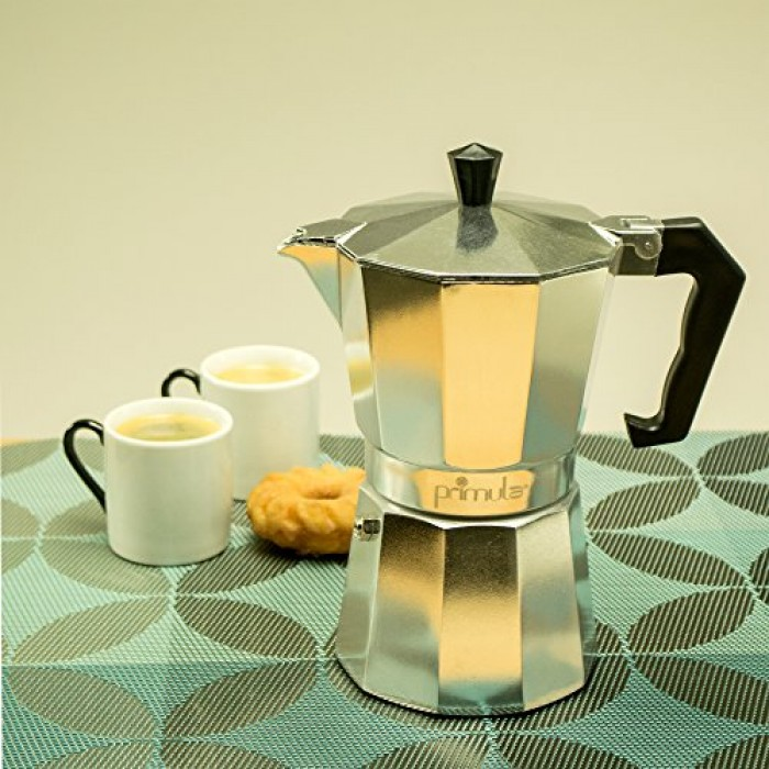 Stovetop Coffee Maker Gift : GeeksHive: Primula 12-Cup Aluminum Stovetop Espresso Maker - Coffee Gifts - Coffee - Beverages ...