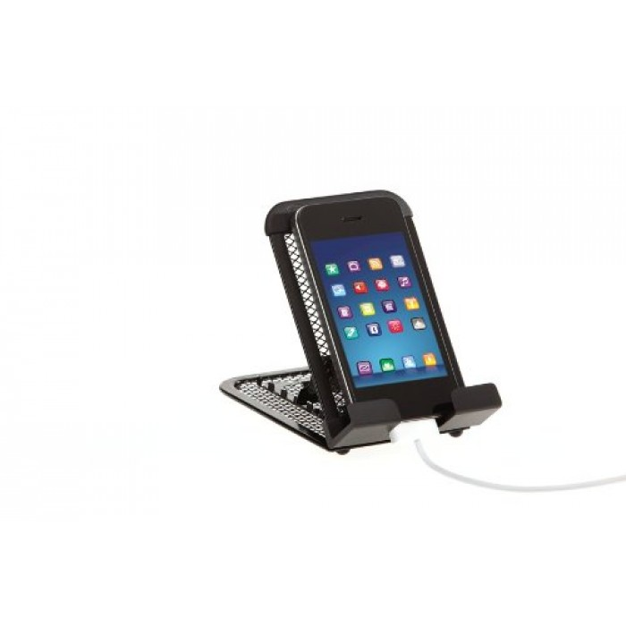 Geekshive Rolodex Rubbermaid Mesh Mobile Device Tablet