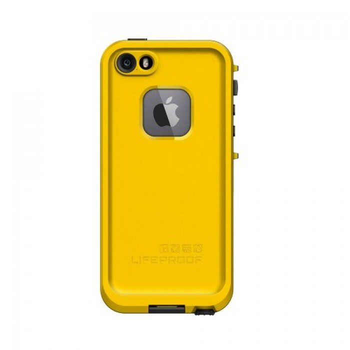 lifeproof cases for iphone 5s geekshive lifeproof iphone 5s fre series yellow 2720
