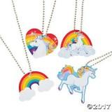 Unicorn Necklaces - 12 ct
