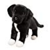 Douglas Toys Twister Black Lab Pit Bull Mix