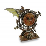 The Stormgrave Chronometer Clock.