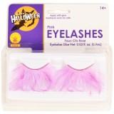 Rubies Pink Eyelashes and Adhesive