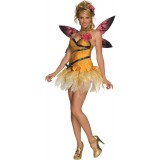 Secret Wishes Enchanting Creature Naughty Nymph Costume - Small