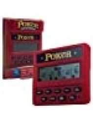 Trademark Global Electronic Handheld 5 in 1 Poker Game