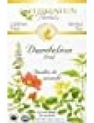 CELEBRATION HERBALS Dandelion Leaf Tea Organic 24 Bag, 0.81 Ounce