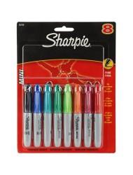 Sharpie Mini Marker, 8 pieces