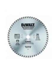 DeWalt 7-Inch High Performance Diamond Masonry Blade DW4712B